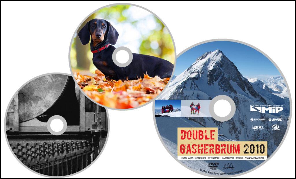 potisk CD / DVD