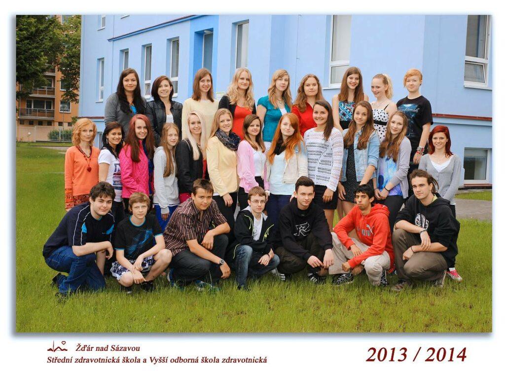 Fotogalerie školních fotografií